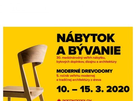 Фото-новость NÁBYTOK A BÝVANIE 2020